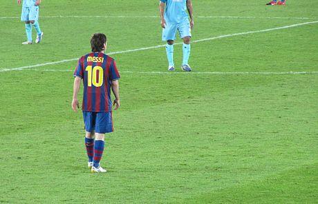 4a149d8472 Leo durante a Copa do Mundo de Clubes da FIFA de 2009