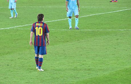 Leo durante a Copa do Mundo de Clubes da FIFA de 2009 032394c6c32b2