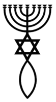 Messianic Seal with 8 Caldles.png