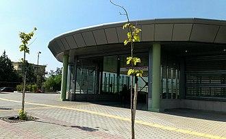 Alimos metro station - Station