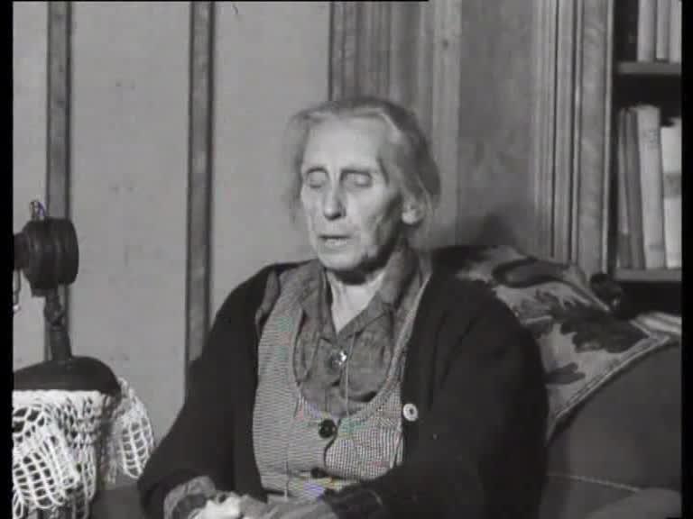 Filemevrouw Henriette Roland Holst 80 Jaar 519515ogv