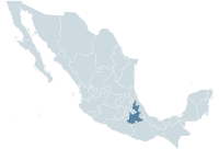 Mexico map, MX-PUE.svg
