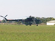 Mi-8 Croatian airforce