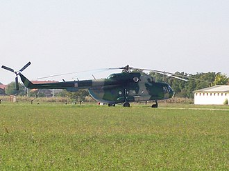Mil Mi-8 - Croatian Mil Mi-8MTV-1