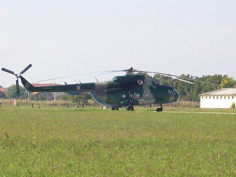 المروحيه العتيده Mil Mi-8 HIP 800px-Mi-8_Croatian_airforce