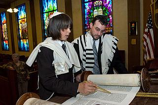 Bar and Bat Mitzvah Jewish coming of age rituals