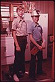 Michael, 14, and Darrell, 13, Are Sons of Wayne Gipson, a Miner and Minister Who Lives near Gruetli, Tennessee, near Chattanooga. Darrell Is Shown in Some of His Father's Mining Gear 12-1974 (3907248784).jpg