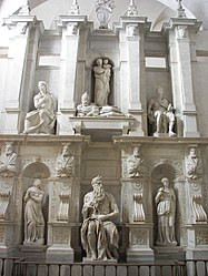 Michelangelo's grave for Julius II.jpg