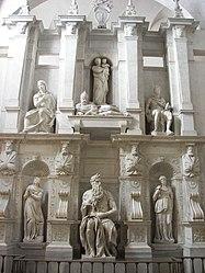 Michelangelo's grave for Julius II.jpg