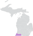 Michigan Senate District 21 (2010).png