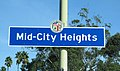 Mid-City Heights signage located on West Boulvard.jpg