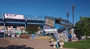Midway Stadium - Image: Midway Stadium