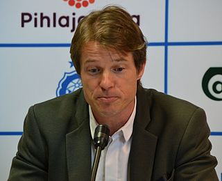 Mika Lehkosuo Finnish football manager and former player