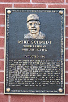 Mike Schmidt - Hall of Famer (2795682869).jpg