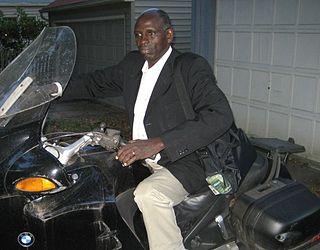 Mike Boit Kenyan middle-distance athlete