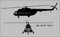 Mil Mi-8T two-view silhouette.png