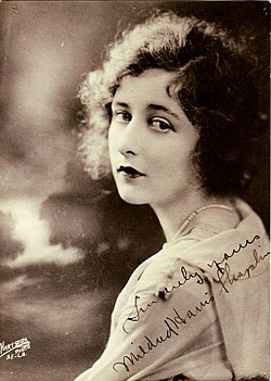 Mildred Harris cirka 1918-1920.