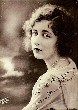 Mildred Harris - Harris, c. 1918-20