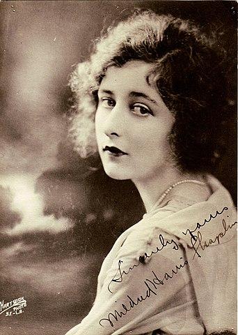 Милдред Харрис, прим. 1918—1920гг.