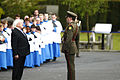 Military Ceremonial at Arbour Hill Cemetery 2014 003 (14156878883).jpg