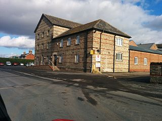 Amotherby Village and civil parish in North Yorkshire, England