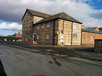 Amotherby - Image: Mill at amotherby