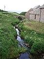 Mill stream, John o'Groats Mill - geograph.org.uk - 480139.jpg