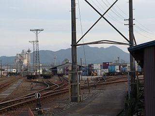 Minami-Fukui Freight Terminal