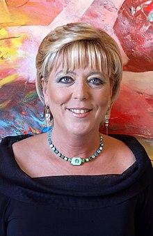 Miriam Feirberg Netanya's mayor