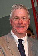 Missouri Lt Governor Peter Kinder at St Louis Science Center, Aug 28, 2007