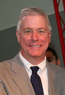 Missouri Lt Governor Peter Kinder at St Louis Science Center, Aug 28, 2007.jpg