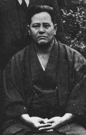 Gōjū-ryū - Gōjū-ryū founder Chōjun Miyagi.