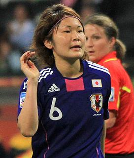 Mizuho Sakaguchi Japanese footballer