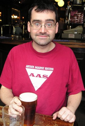 MJ Hibbett - MJ Hibbett, November 2004.