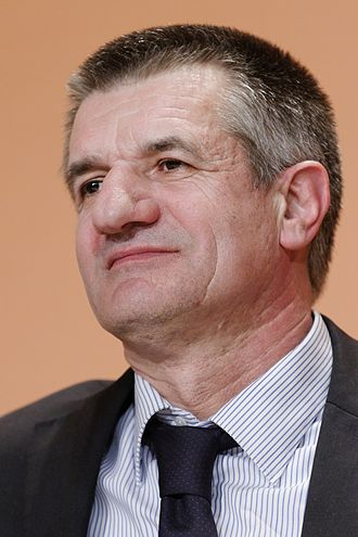 2017 French presidential election - Jean Lassalle