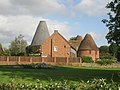 Moastly Oast, Mill Lane, Yalding, Kent - geograph.org.uk - 331646.jpg