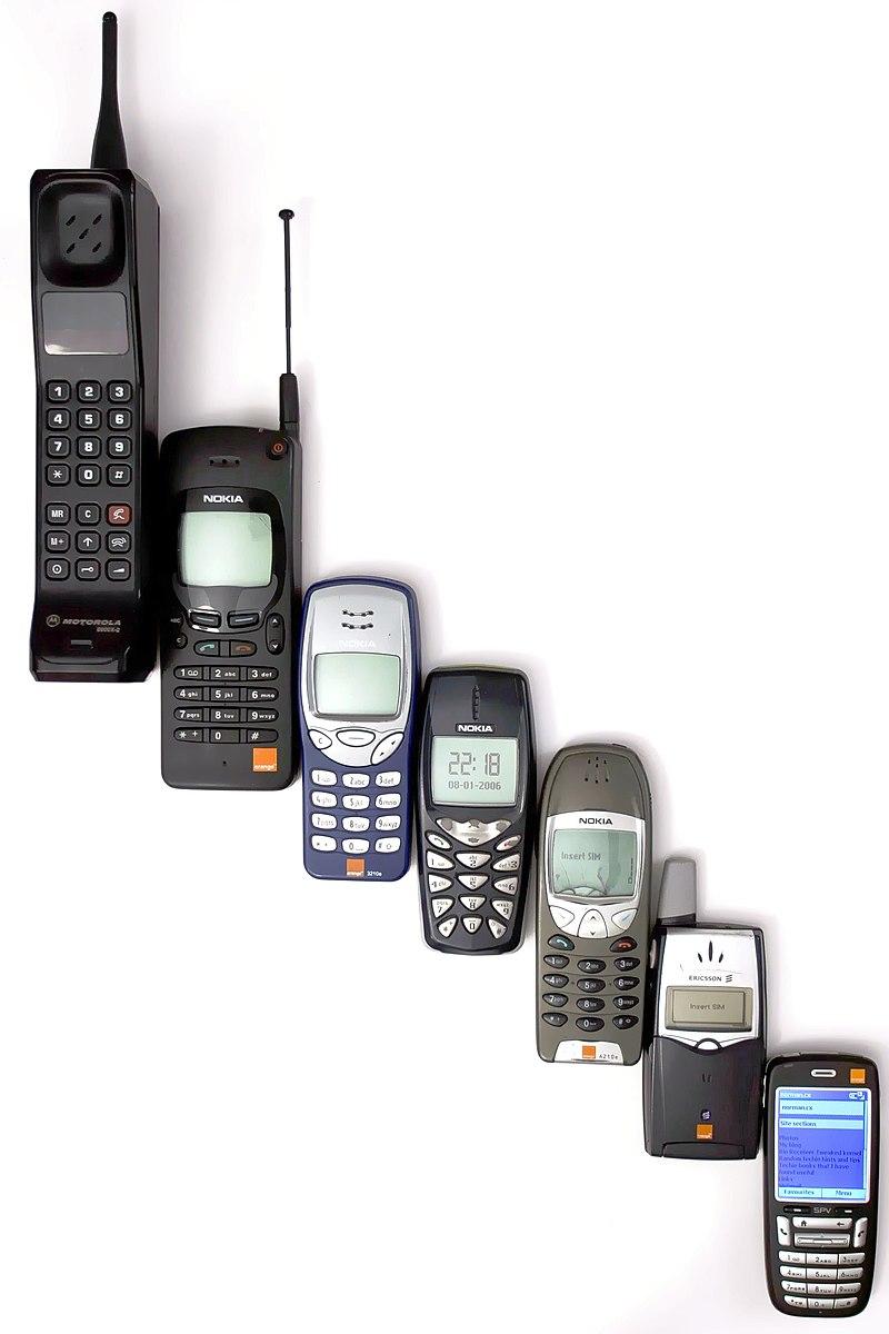 मोबाईल चा शोध कोणी लावला , जाणून घ्या ! Mobail Cha Shodh