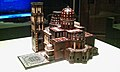 Model of the Church of the Holy Sepulcre (Betlehem, probably late 1600s) 3 - British Museum.jpg