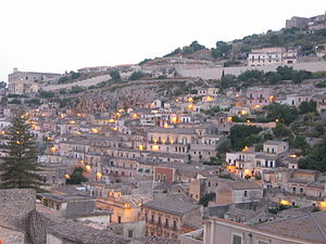 Panorame de Modica