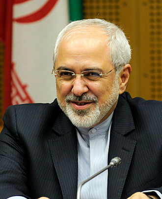 Joint Plan of Action - Image: Mohammad Javad Zarif 2014