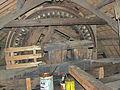 Molen Achtkante molen, kap bovenwiel.jpg