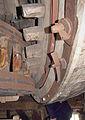 Molen Achtkante molen, kap bovenwiel bovenrondsel.jpg