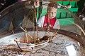 Molen De Huisman - vitrine met scheepsmodel.jpg