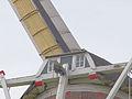 Molen De Prins van Oranje, Bredevoort Ten Have-klep tandheugel kettingwiel (7).jpg