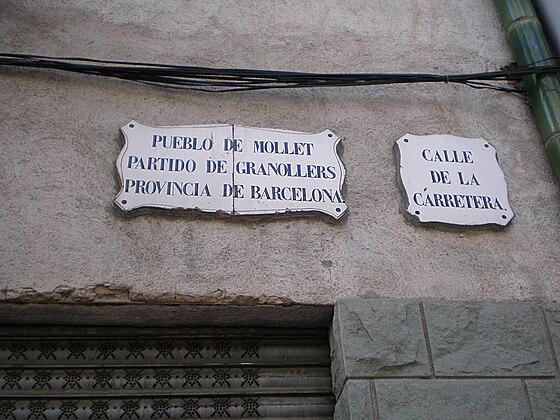 Mollet del Valles - Jaume I - 2008-10-30 1 - JTCurses.jpg