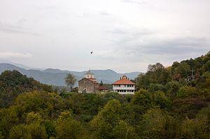 Leposavić - Image: Monastère de Vracevo