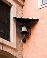 Monastery bell, Rome, Italy.jpg