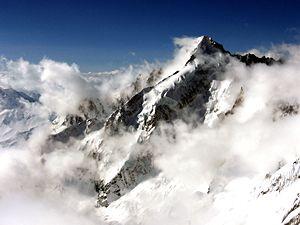 Mont Dolent - Image: Mont Dolent