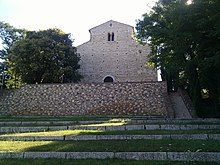 Chiesa di San Pancrazio - Facciata