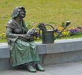 Monument Bertha Klingberg. Schwerin, Deutschland.jpg
